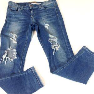 Joe's Jeans The Vixen Sassy Skinny Ankle - 33x27.5